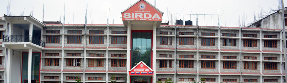 Sirda College Building