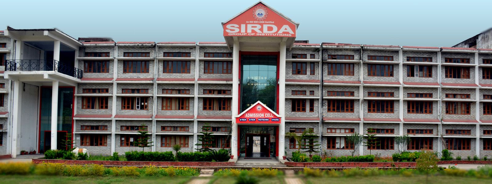 Welcome to SIRDA Group of Institutions, Naulakha, Sunder
